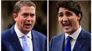 """انتخابات کانادا؛ ترودو در مقابل """"شیر"""""""