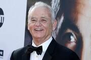 بیل موری در جشنواره فیلم رم تجلیل شد | محبوب ترین بازیگر از نظر وی