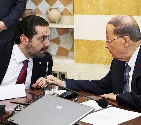 جلسه کابینه لبنان در کاخ بعبدا برگزار شد