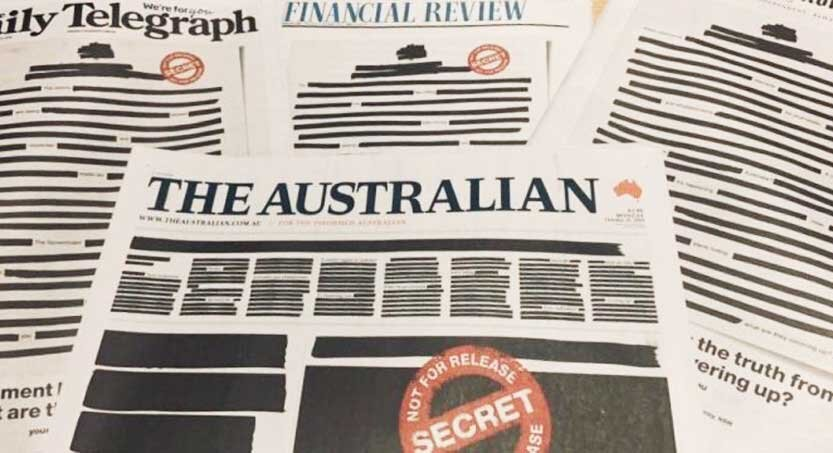 صفحه اول روزنامههاي استراليا 833