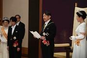 برگزاری مراسم تاجگذاری امپراتور جدید ژاپن