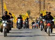 موتورسواران معترض هیچ ارتباطی با حزبالله لبنان ندارند