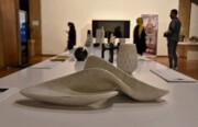 گزارش تصویری | نمایشگاه «ابژه ۳» در فرهنگسرای نیاوران
