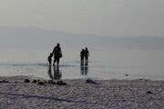 خطر بیخ گوش دریاچه ارومیه | ۲ پروژه احیای دریاچه متوقف شدند