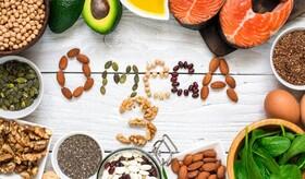 نکته بهداشتی: اسیدهای چرب اومگا -۳