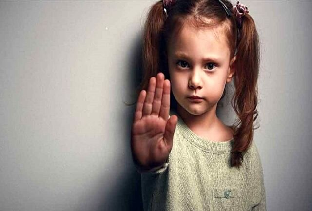 نه گفتن - کودک