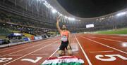بازیهای نظامیان جهان (سیزم)؛ مدال طلای دوی ۱۰۰ متر به تفتیان رسید
