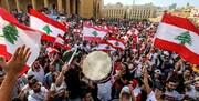 تظاهرات لبنانیها وارد روز هفتم شد؛ دعوت به اعتصاب سراسری