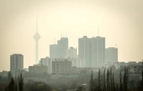 کاهش کیفیت هوای تهران در روزهای پایانی هفته