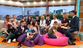 پرجمعیتترین خانواده انگلیسی ۲۴ نفره میشود
