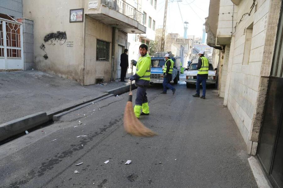 نیروهای خدمات شهری