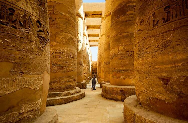 معمار ي و گردشگری و ميراث فرهنگي مصر
