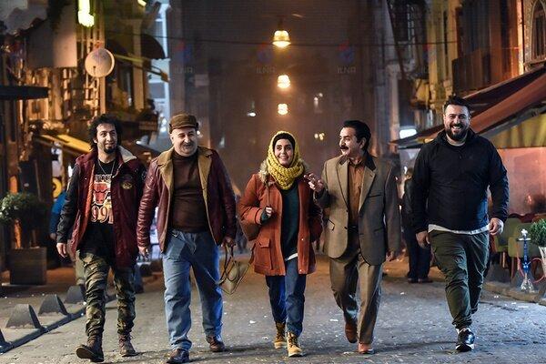 اكران سينماي ايران