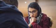 علی نسب نایب قهرمان شطرنج جوانان جهان شد