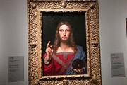 موزه لوور نقاشی بدلی را به نمایش گذاشت
