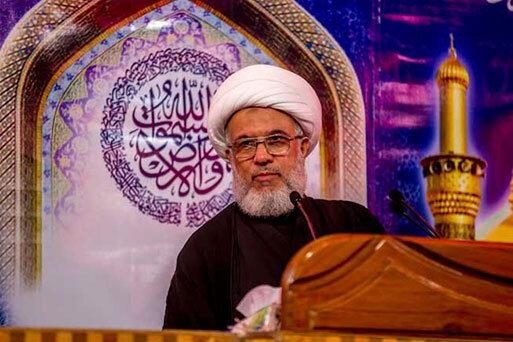 شیخ عبدالمهدی الکربلایی