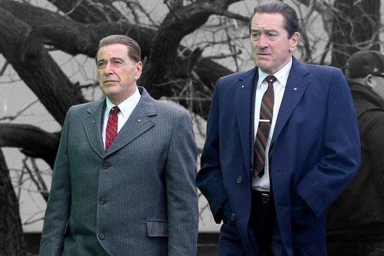 مرد ايرلندي |رابرت دنيرو و آل پاچينو