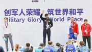 بازیهای نظامیان جهان (سیزم)؛ پایان کار تیم کشتی فرنگی ایران با یک طلا و یک برنز