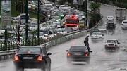گزارش وضعیت آبگرفتگی در تهران طی ۲۴ ساعت گذشته |آمادهباش ۲۷۰ برفروب