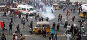 انفجار بمب در میدان التحریر بغداد