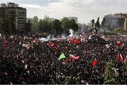 رئیسجمهوری شیلی خطاب به معترضان: پیام شما را شنیدم