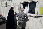 مشارکت در تفکیک پسماند با مشارکت کارکنان شهرداری