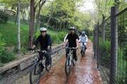نخستین مسیر اختصاصی دوچرخهسواری ۳۰ کیلومتری در منطقه ۲