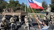 گزارش تصویری | هفت روزی که شیلی را تکان داد