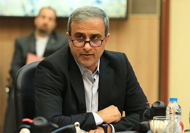 رضا کرمیرییس سازمان مدیریت بحران شهر تهران