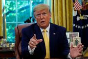 واکنش ترامپ به تجمع شب گذشته در مقابل کنسولگری ایران در کربلا