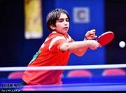تنیس روی میز نوجوانان جهان | منتخب آسیا با یک ایرانی قهرمان شد