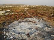 جدیدترین تصاویر قتلگاه ابوبکر بغدادی