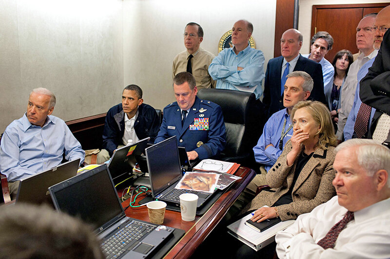 عملیات کشتن اسامه بن لادن