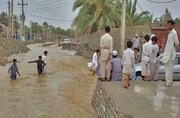 وقوع ۱۳۰حادثه طبیعی در سیستان و بلوچستان