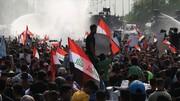 فیلم   آتش در خیابانهای بغداد خاموش نمیشود