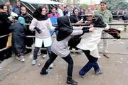افزایش نزاعهای خیابانی در کشور   نزاعهای زنانه هم زیاد شدند