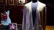 فروش یک ژاکت کثیف به قیمت ۳۳۴ هزار دلار