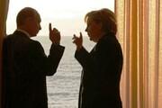 پوتین جزئیات توافق درباره سوریه را برای مرکل تشریح کرد