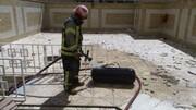 انفجار در یک مرکز دانشگاهی ارومیه؛ وضعیت مجروحان | فیلم حادثه را ببینید