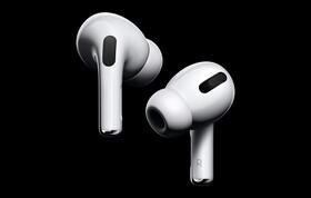 رونمایی اپل از ایرپادز پرو