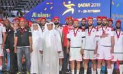 تیم هندبال بحرین با قهرمانی در آسیا سهمیه المپیک را به دست آورد