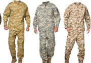 تولید لباس نظامیان عراقی در اصفهان