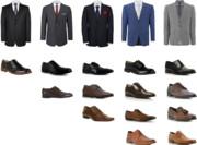 اصول سِتکردن کفش و لباس برای آقایان