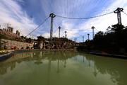 اتصال خروجی حوضچههای باغ پرندگان به شبکه فاضلاب شهری