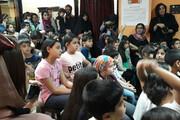 «مدرسه زندگی» در باغ کتاب تهران