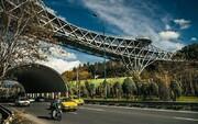 پیشنهاد اصلاح پل طبیعت برای جلوگیری از سقوط و خودکشی