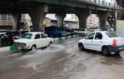گزارش شهرداری درباره علت آبگرفتگیهای تهران در بارشهای اخیر | طراحی حوضچههای زبالهگیر