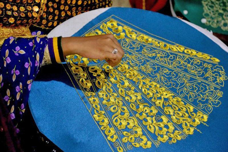 صنايع دستي و هنرهاي بومي بندرعباس