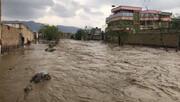 سیل و آبگرفتگی در ۵ استان   جانباختن یک نفر در سیلاب