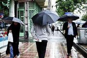 پیشبینی کم شدن بارشها برای یک هفته